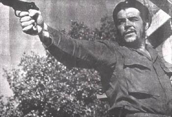 Che Guevara with a Gun