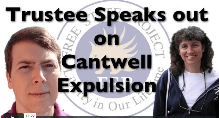 Cantwell expulsion