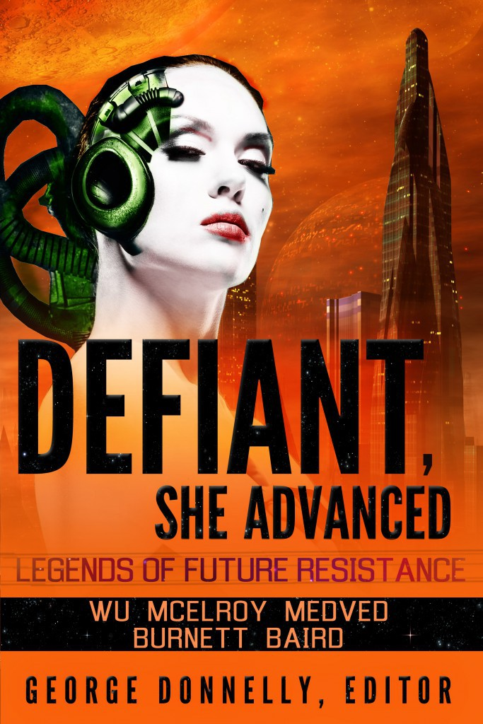 Defiant She Advanced