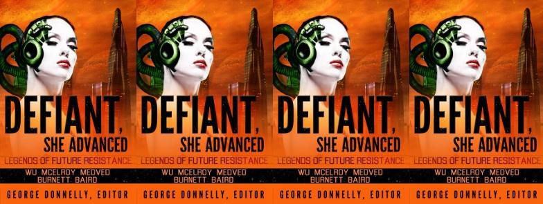 Defiant She Advanced