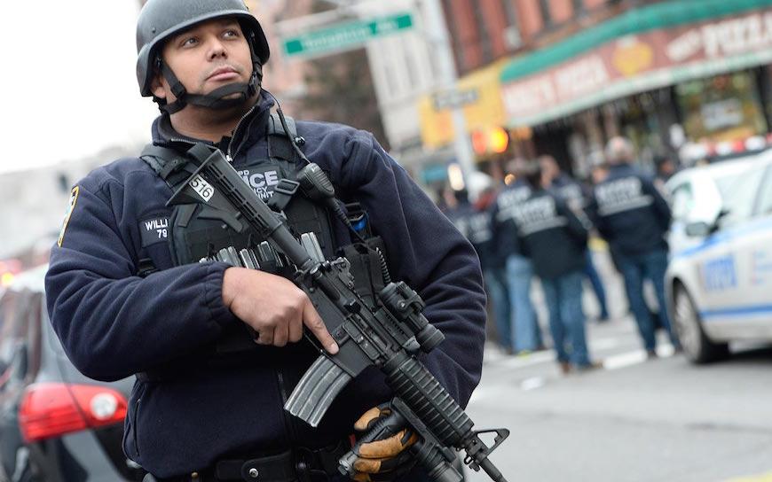 NYPD assassination